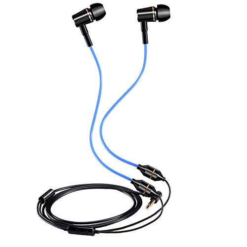 KINDEN Binaural Anti-Radiation Air Tube Headset with