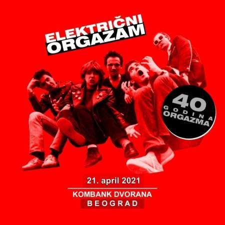 Koncert Električni Orgazam Kombank Dvorana Koncerti