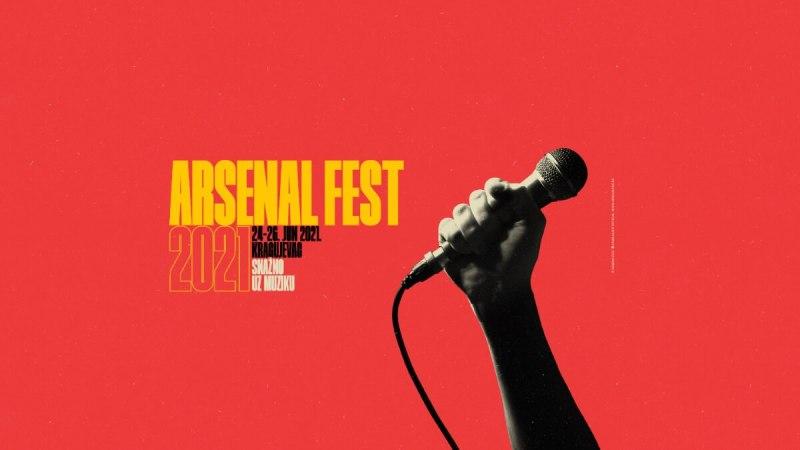 Arsenal Fest 2021 Festivali Srbija