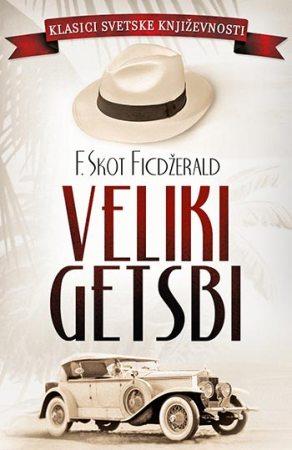 Knjiga Veliki Getsbi omot