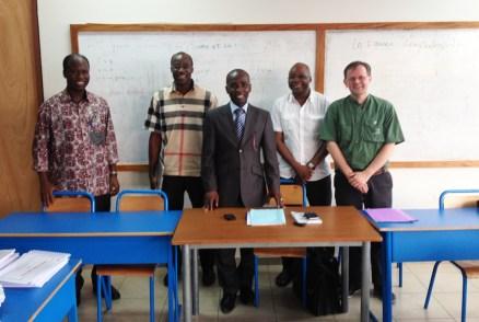 Le REPHI à Abidjan