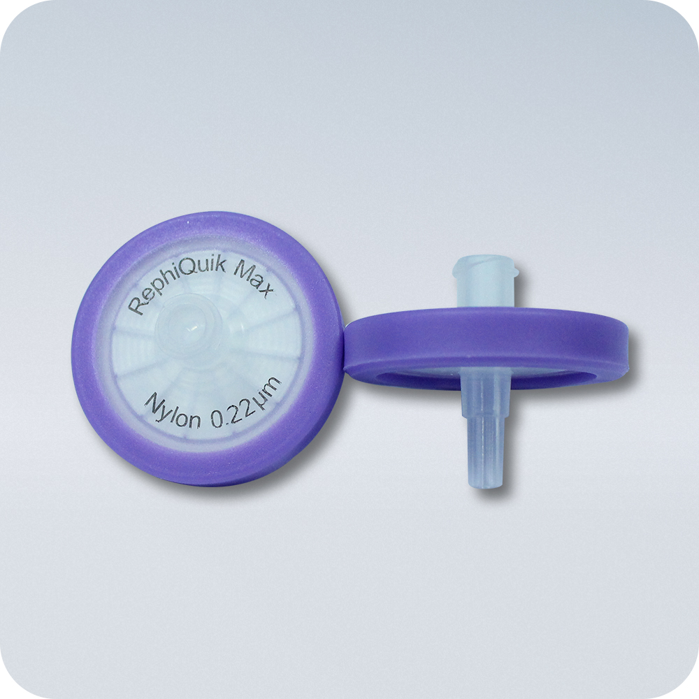 RephiQuik Max Nylon 32 mm Composite Syringe Filters