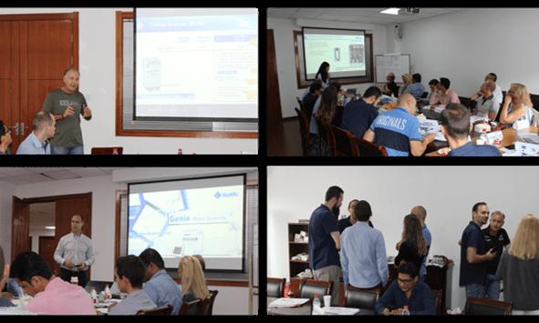 2018 RephiLe International Distributor Training held in Shanghai