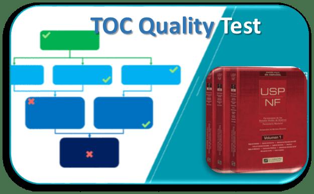 Standards Set by USP on TOC Test