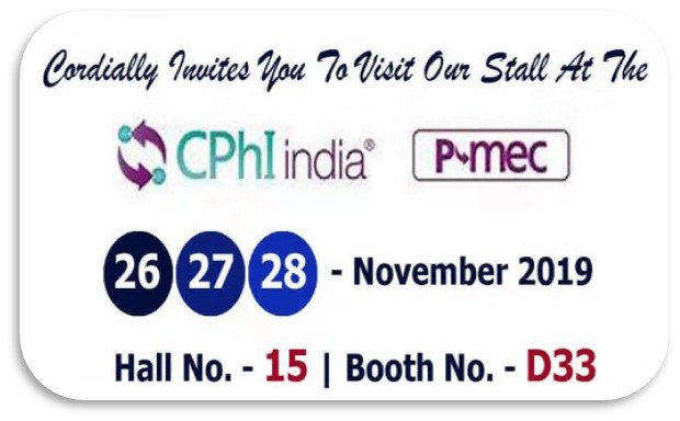 Rephile participated in CPhI-India for the third consecutive year
