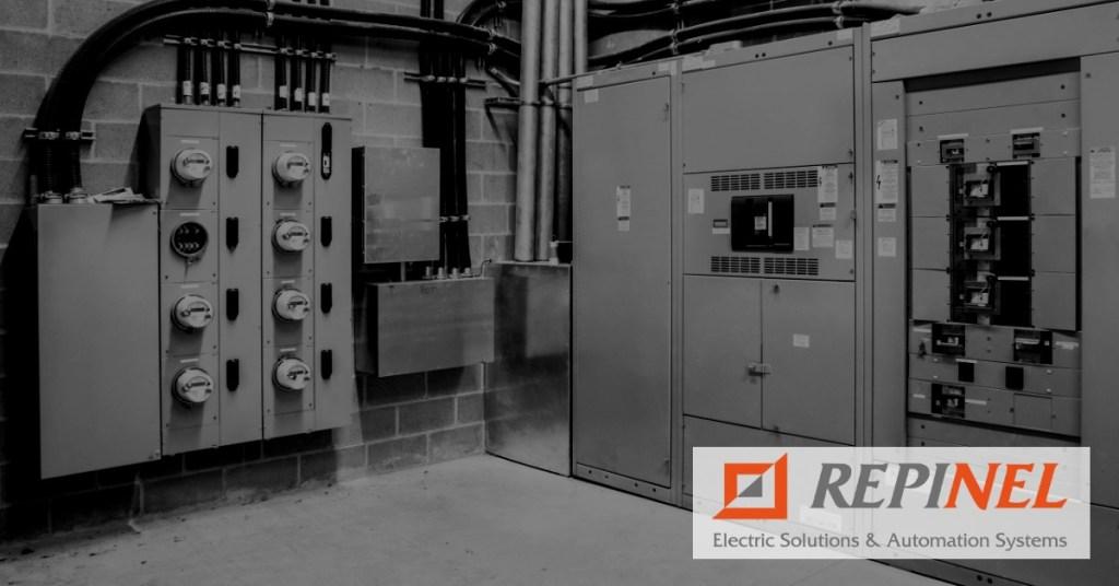 Prevenir riesgos eléctricos en plantas industriales