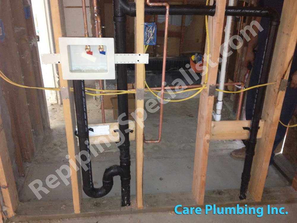 Pex vs copper plumbing