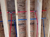 PEX Re-Piping, New PEX Pipes, Replace with PEX tubing ...