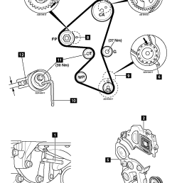 wrg 3746 citroen timing belthow to replace timing belt on citroen c3 1 6 hdi [ 992 x 1478 Pixel ]