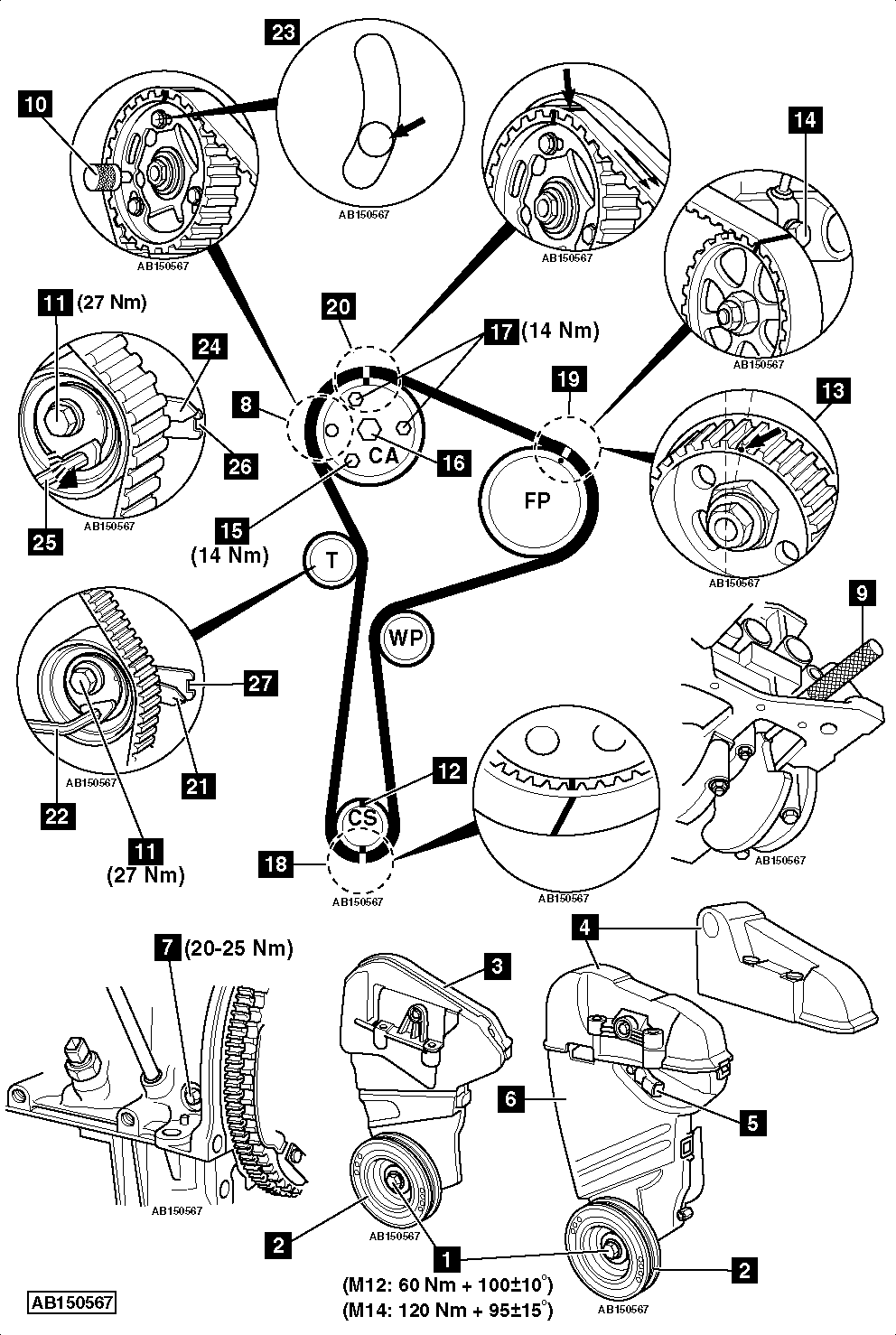 Service manual [How To Replace Timing Belt On A 2008 Mini