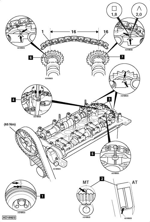 small resolution of how to replace timing chain in cylinder head on vw golf 4 vw engine parts diagram