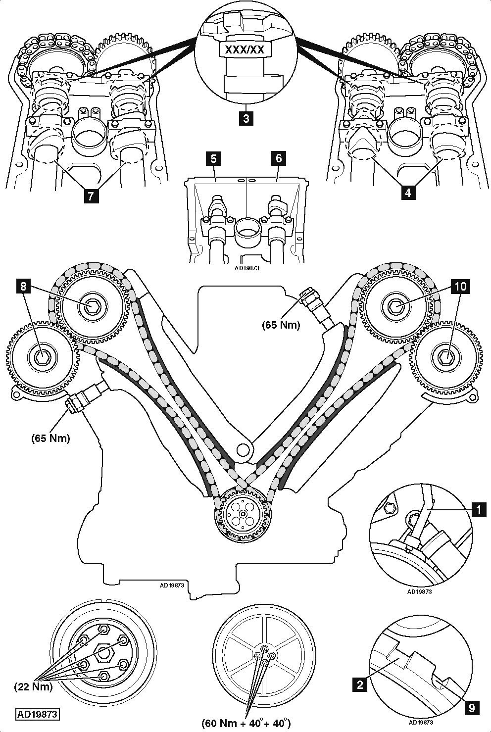 Service manual [2010 Dodge Charger Timing Chain Alignment