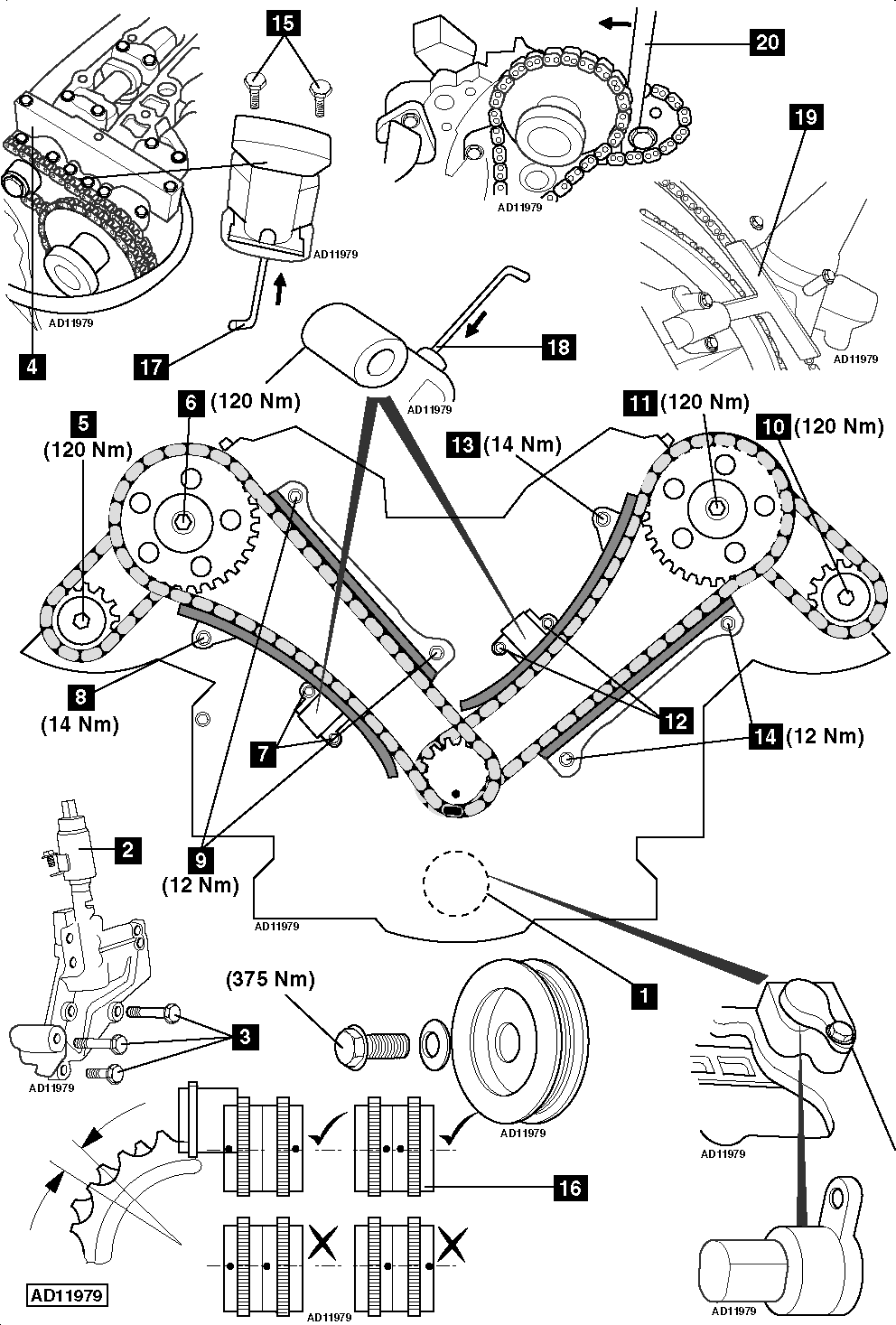 Service manual [2004 Jaguar Xj Series How To Remove