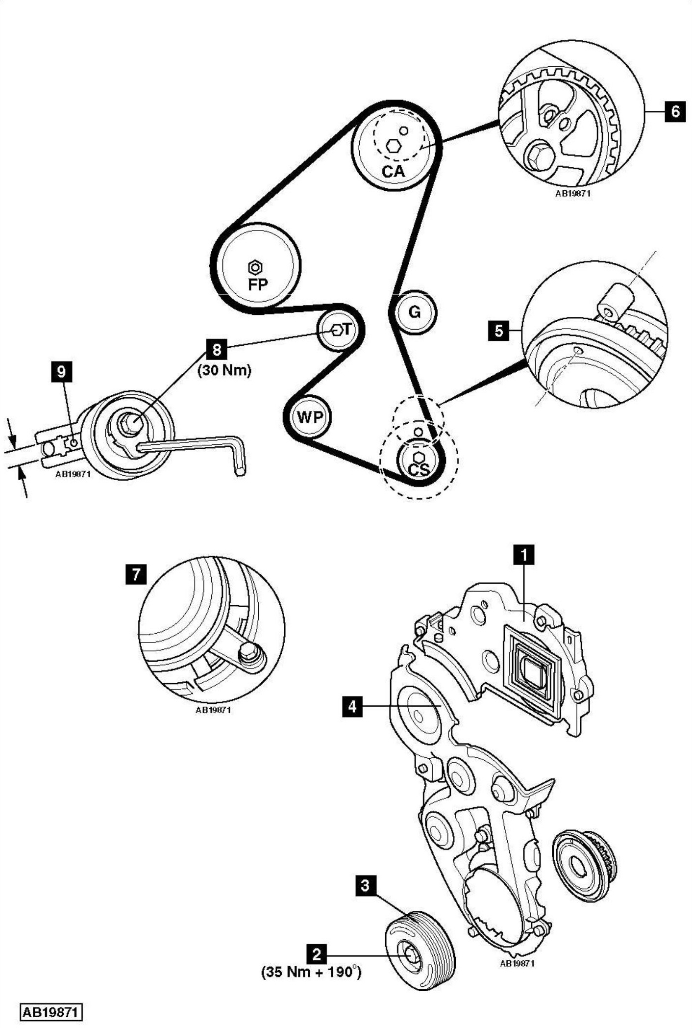 Service manual [How To Replace Timing Belt On A 2006 Lexus