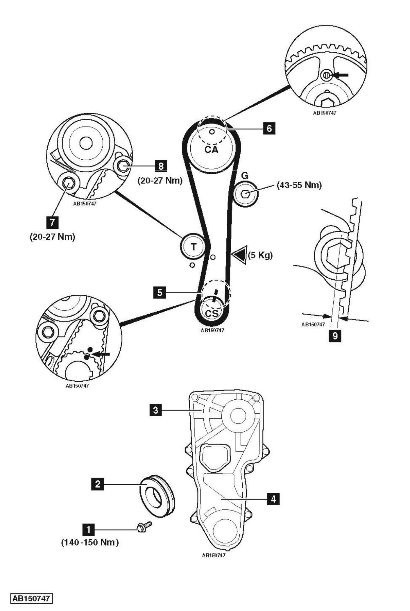 Service manual [2005 Hyundai Elantra Timing Chain