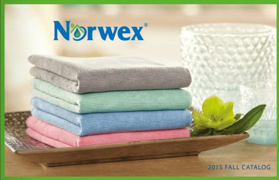 NEW FALL 2015 Norwex Catalog