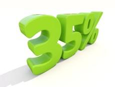 35% Consultant Commission!