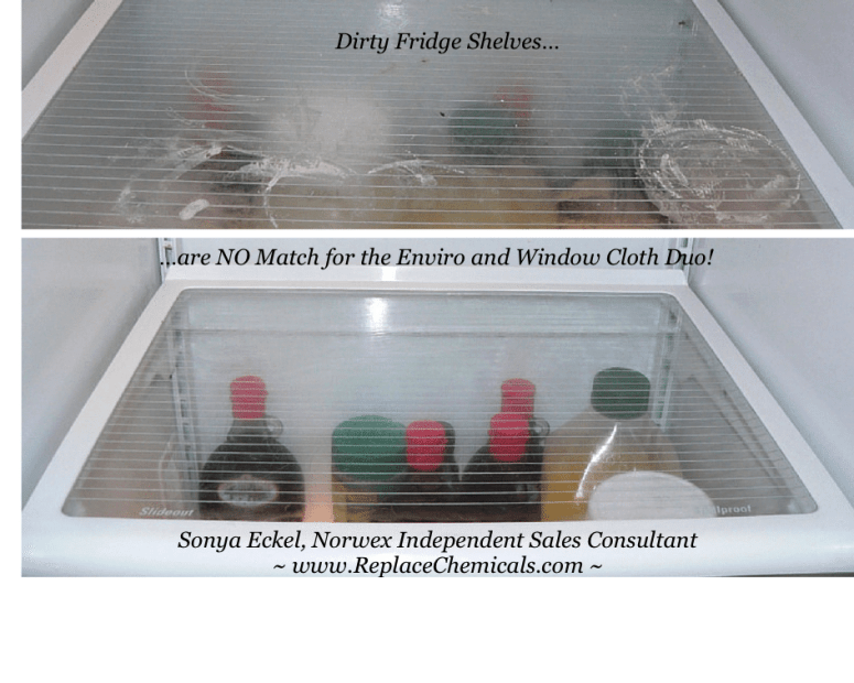 dirty-fridge-shelf-and-norwex