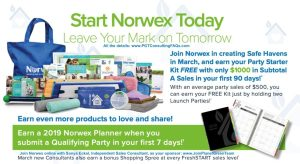 Norwex Reduced Qualification Starter Kit