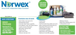Norwex Gold Kit Builder