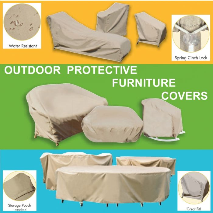 outdoor protective furniture covers