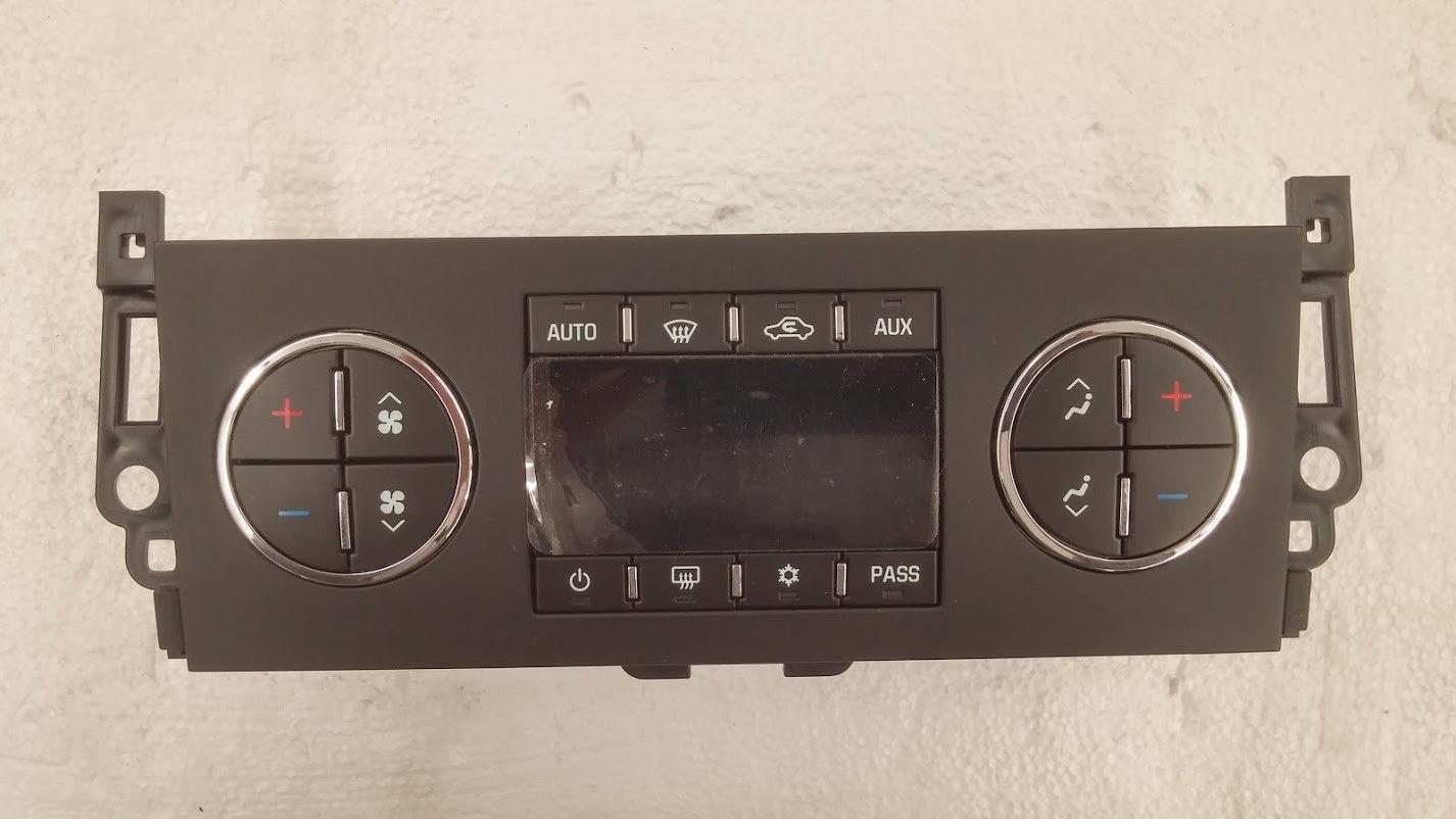 ford f150 bronco 97 explorer audio wiring diagram tahoe yukon climate temperature control module