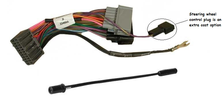 cadillac sts wiring harness