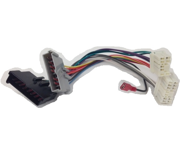 Radio Wiring Harness Adapter Ford