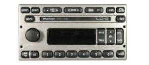 Explorer Sport Trac 200104 CD6 Pioneer radio 3L2T18C815