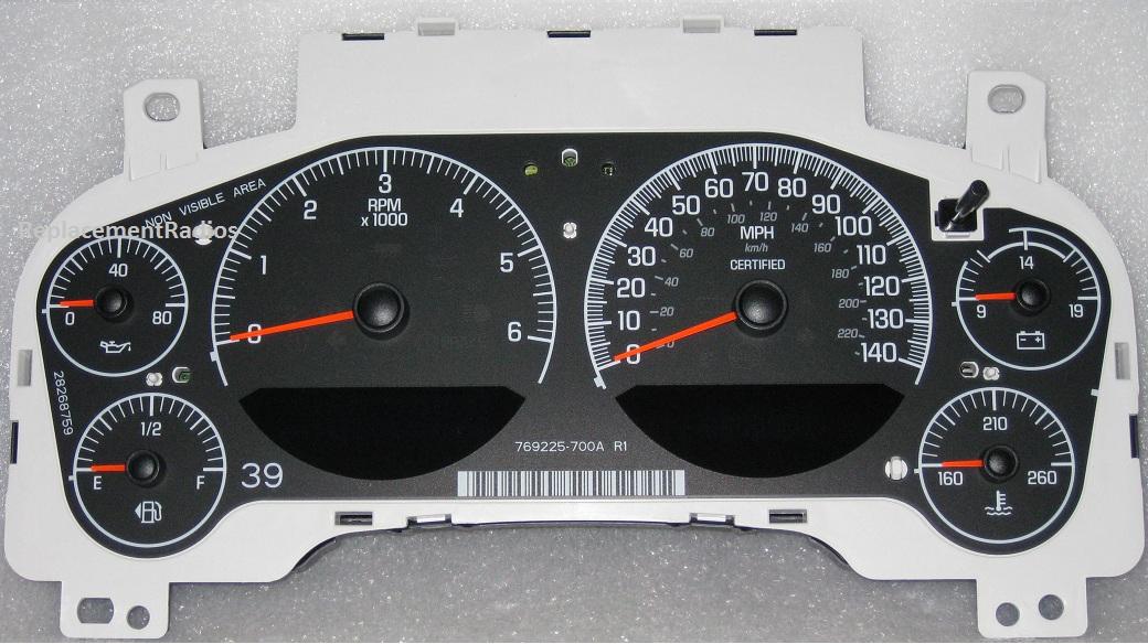 GM instrument gauge cluster 20964197 NEW