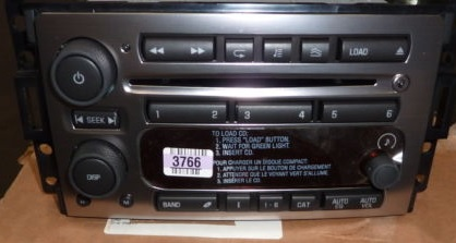 2006 Pt Cruiser Radio Wiring Diagram H3 2006 Cd6 Xm Ready Radio 15913497 New Blem