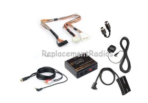 Honda siruis adapter