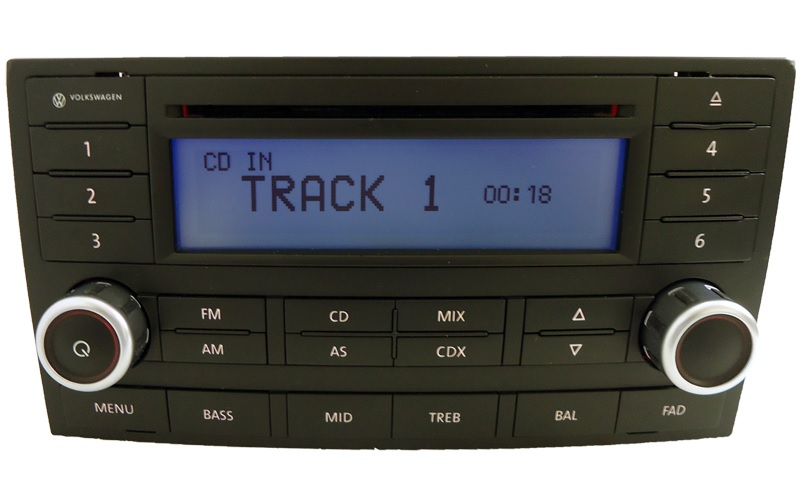 Buick Century Diagram Vw Touareg 2004 2010 Cd Radio Delco 12223359 New