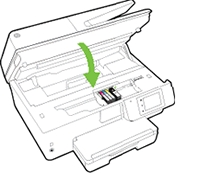 How to Replace an Empty Ink Cartridge in the HP Officejet
