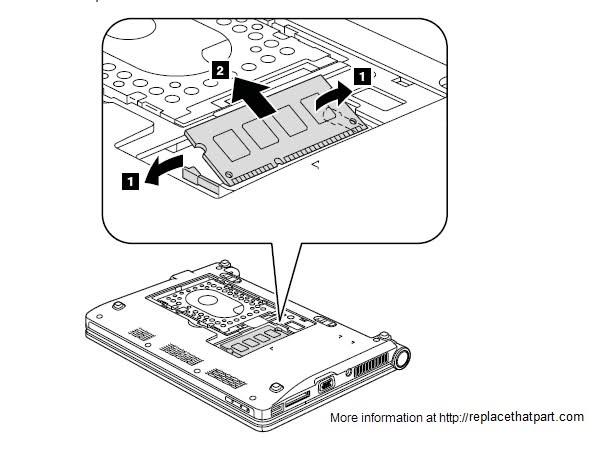 How to Upgrade Memory (RAM) of the Lenovo Ideapad; A