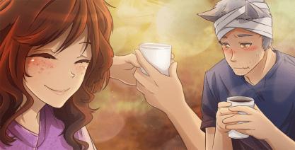 Coffee to lift the spirit!