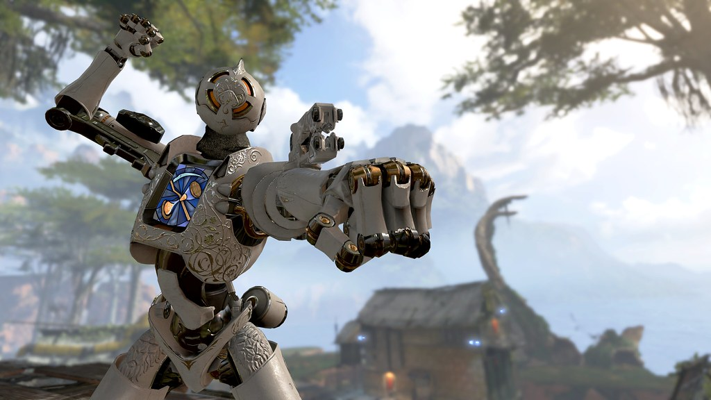 Apex Legends - Iron Crown