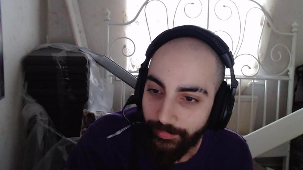 Twitch chat trolls streamer