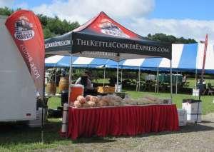 Replenish Festival 2015 - Kettle Cooker