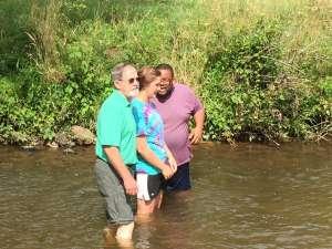 Replenish Festival 2015 – Baptism