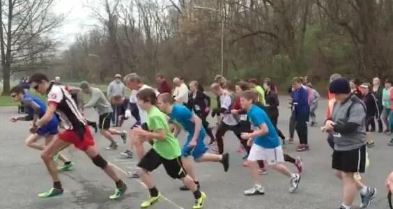 5K Race Start