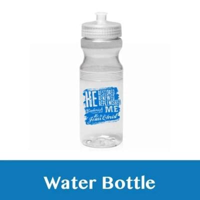 Replenish Water Bottle