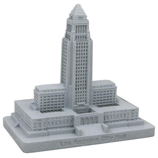 replica buildings  InFocusTech LA City Hall 100  Los