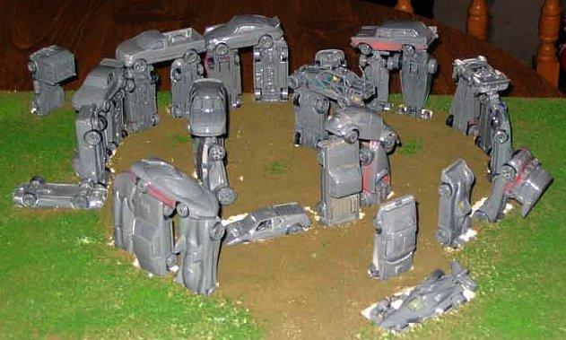 carhenge-model