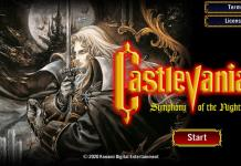 castlevania-symphony-of-the-night-android-ios Castlevania: Symphony of the Night é lançado no Android e iOS