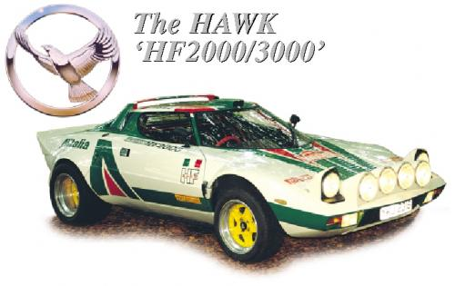Lancia Stratos Replica By Hawk Cars Special Cars Amp Replicars