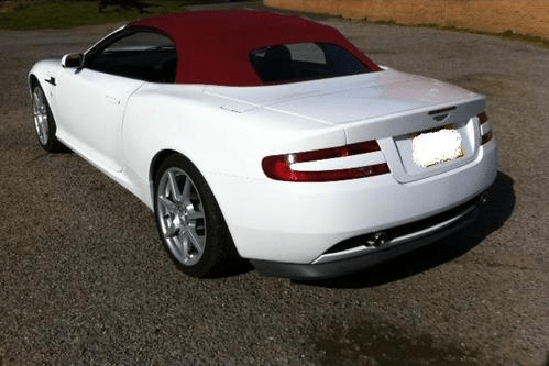 Aston Martin DB9 convertible replicas - FOR SALE (2/4)