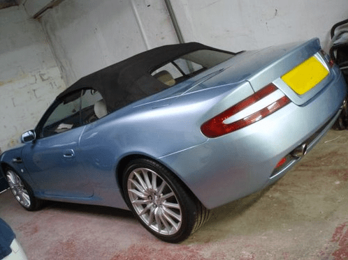 Aston Martin DB9 convertible replicas - FOR SALE (4/4)