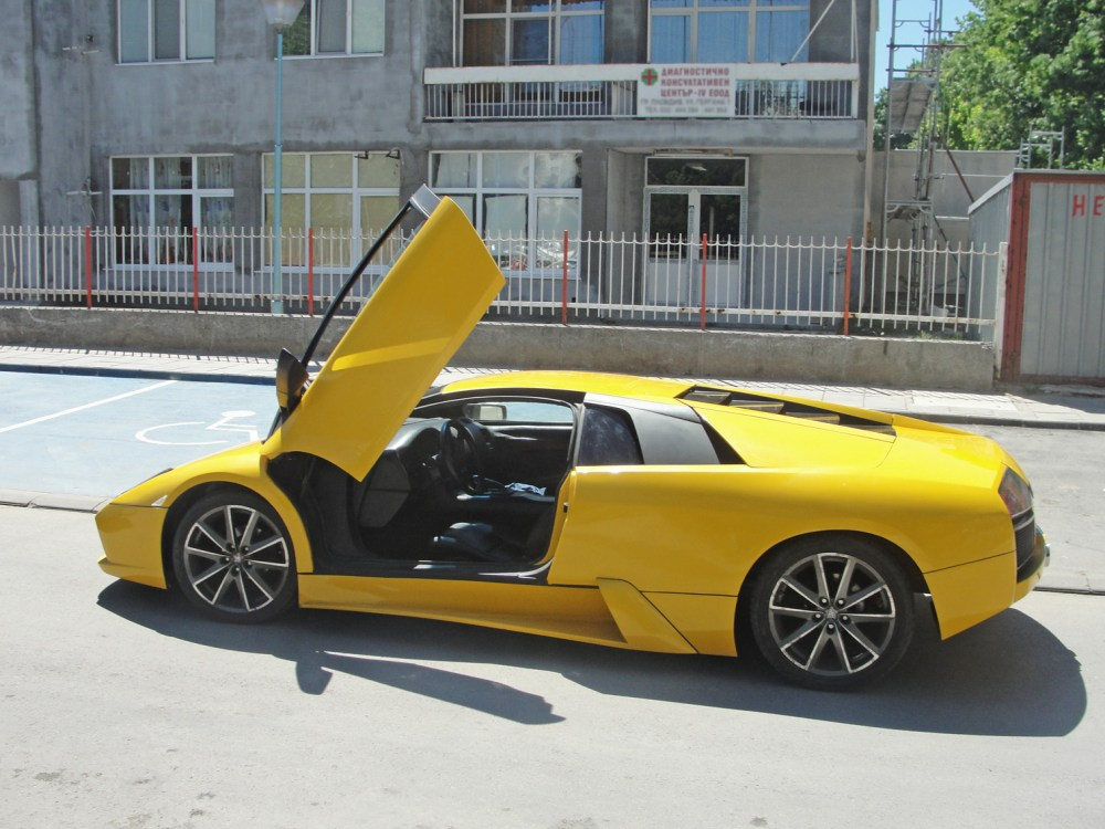 Lamborghini Murcielago replica by Best Kit Cars (2/4)