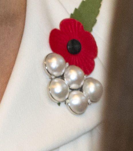 Kates pearl brooch